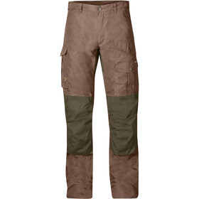 Fjällräven Barents Pro Trousers Men dark sand-dark olive